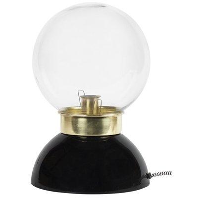 Bordslampa IMP151220 - Svart/mässing