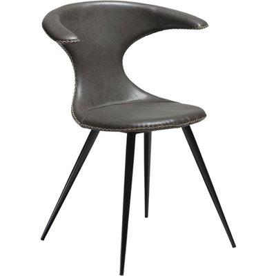 Flair matstol - vintage grå