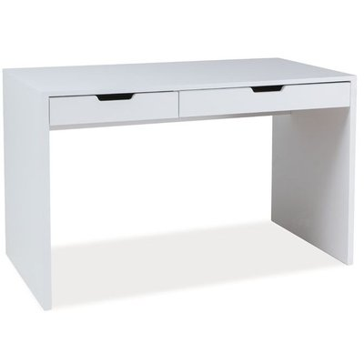 Lysekil skrivbord - Vit