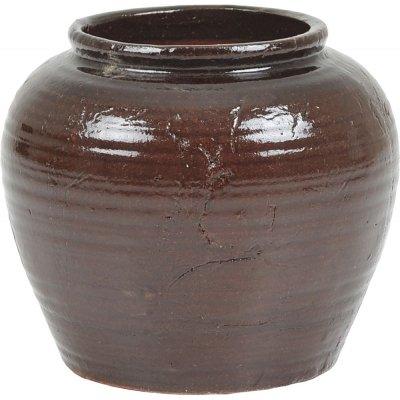 Augistina keramikkruka - Brun
