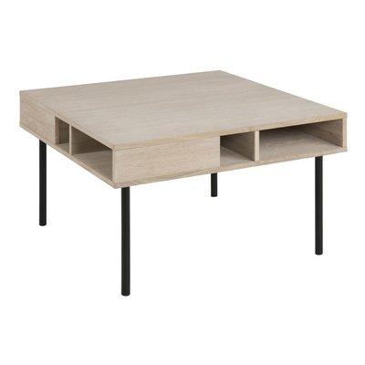 Hayward soffbord - Ek/svart