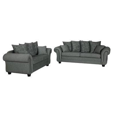 Sillvik 3-sits soffa - Valfri färg!