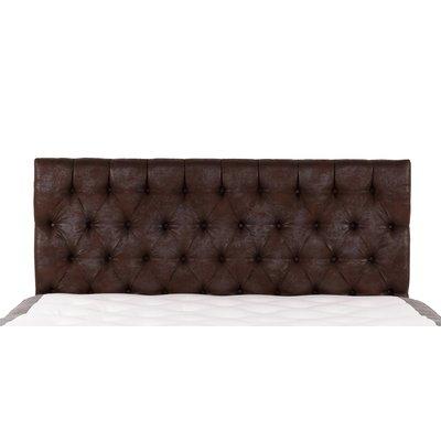 Sam sänggavel (vägghängd) 180x70 cm - Brun vintage