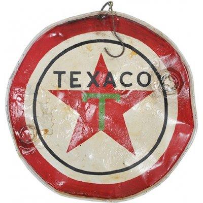 Oljefatslock vintage Ø58 cm- Texaco