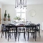Vinnaren av v?ra fina stolar blev @ulrikasjoberg STORT Grattis! Tack till @truelsen som h?ll i t?vlingen! MEN, gl?m inte att ni kan vinna ett presentkort till ett v?rde av 1000:- bara genom att tagga oss i era kundbilder! ?nskar er all lycka! ~ ~ #trendrum #interiordesign #interior #inredning #furniture #design #scandinaviandesign #home #homeinspo #inspiration #interior123 #picoftheday #potd #beautiful #style #decoration #decor #livingroominspo #sweden #swedish #kitchen #chair #thonet #hemma #stol #winner