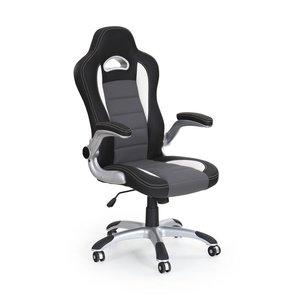 Dean kontorsstol - svart/grå