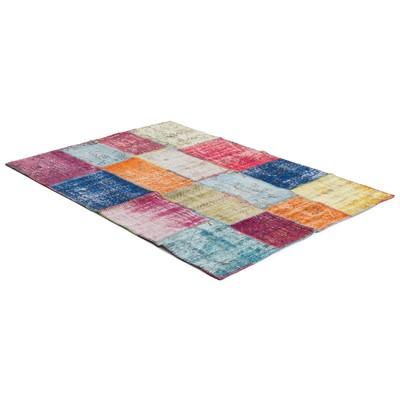 Patchwork matta Persia (multicolor) - Äkta patchwork