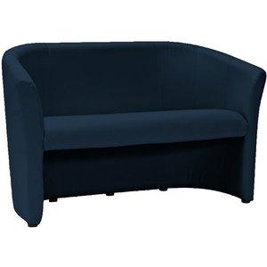 Lilyanna 2-sits soffa - Marinblå