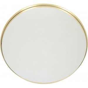 Laverna spegel - Guldfärgad