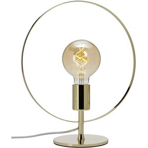 Spartan Ringo bordslampa - Mässing