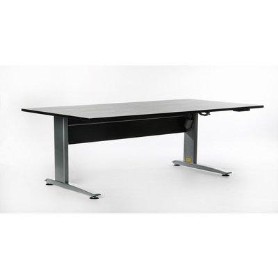 Tyra skrivbord - Grå/svart