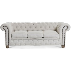 Chesterfield Artsome 3-sits soffa - Valfri färg!