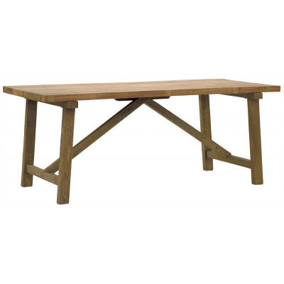 Valencia matbord - Återvunnet trä