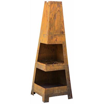 Hekla Bålpanna H150cm - Rustik