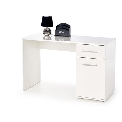Abdel skrivbord - Vit