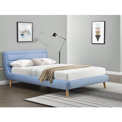 Bernard säng - Ljus blå