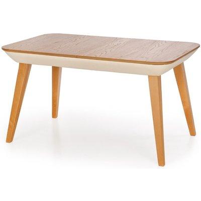 Wilbur matbord utdragbart 140-190 cm - Beige/Ek