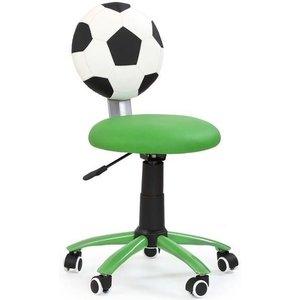 Zlata skrivbordsstol för Barn - Fotboll