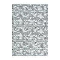 Maskinvävd matta Lachina Abstrakt