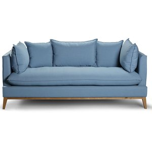 Stream 3-sits soffa - Valfri färg!