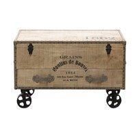 Tessa förvaringsbox (på hjul)