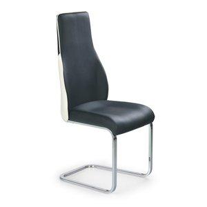Nina stol - svart-vit