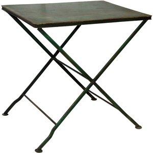 Bradford cafébord - Vintage grön