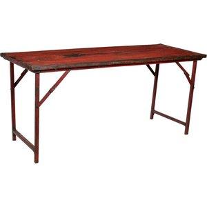 Ewarton vintage konsolbord - Röd