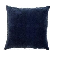 Aletta kuddfodral 50x50 cm - Mörkblå