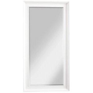 Halifax spegel 120x70 cm - Vit