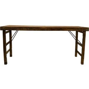 Innsbruck vikbart matbord 172 cm - Vintage trä