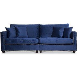 Bellino 4-sits soffa - Valfri färg!