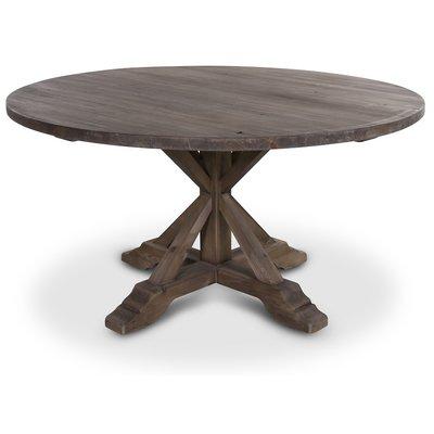 Colorado matbord runt ø150 cm - Återvunnet trä