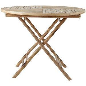 Antonio matbord bambu - Natur