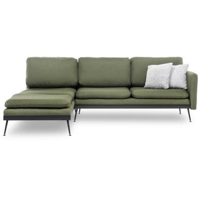 Ekelid divansoffa - Grön