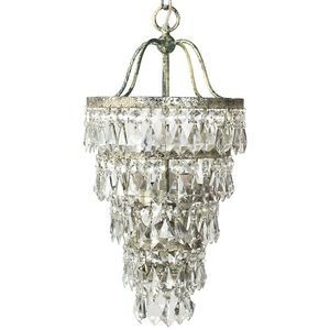 Firenze ljuskrona DCS010330 Kristallglas