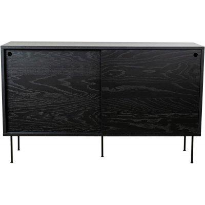 Volume sideboard 132 cm - Svart