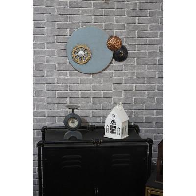 Bern väggdekoration i metall - Vintage