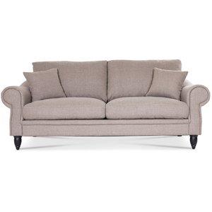 Lord 3-sits soffa - Valfritt tyg!