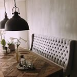 Kundbild p? en utav v?ra supersnygga k?kssoffor! Din bild Let us know! ~ ~ #trendrum #interiordesign #interior #inredning #furniture #design #scandinaviandesign #home #homeinspo #inspiration #interior123 #picoftheday #potd #beautiful #style #decoration #decor #kitchen #dining #diningroom #sweden #swedish #kitchen #sofa #hemma #webshop #grey #wood #soffa