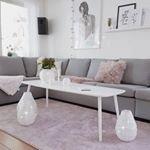 S?h?r fantastiskt fint blev det hemma hos goa @annelii01 med v?rt Beat soffbord! F?r att se alla utf?randen av bordet - kika in p? hemsidan, trendrum.se ~ ~ ~ #trendrum #interiordesign #interior #livingroom #inredning #furniture #design #scandinaviandesign #home #homeinspo #inspiration #interior123 #picoftheday #potd #beautiful #style #decoration #decor #livingroominspo #sweden #swedish #light #inredning #hemma #flowers #webshop #pink #white #grey #table #soffbord