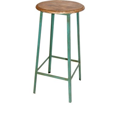 Kramfors barstol - Mintgrön
