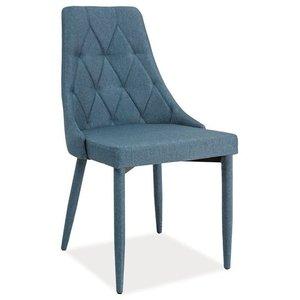 Adyson stol - Denimblå