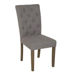 Oliva stol - Grå