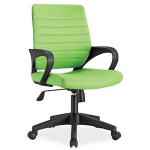 Kaleigh skrivbordsstol - Grön